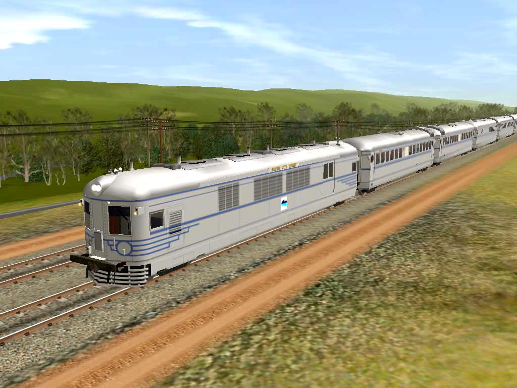 Railway Simulator 2006 versus thingy 2004 [Archive] - Trainz