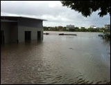 Australia, Queensland, Brisbane - Flood