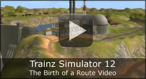 Trainz Simulator 12: The Birth of a Route