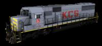 KCS SD60