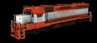 SLSF SD45