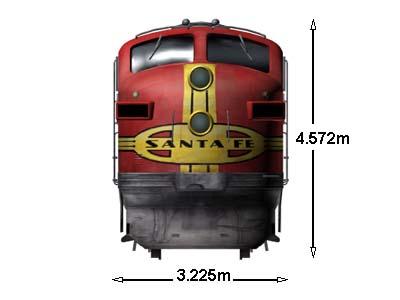 Locomotive Database F7 A B
