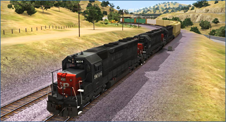 Trainz Simulator 12 - Screenshot